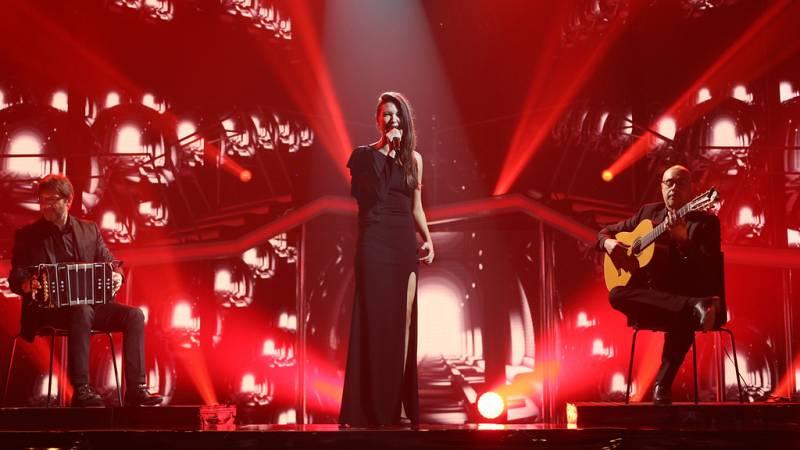 Operación Triunfo - Ana Guerra canta 'Volver' en la Gala Final de OT