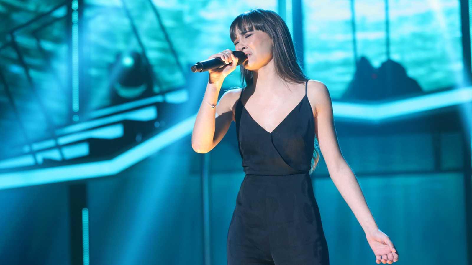 Operación Triunfo - Aitana canta 'Chandelier' en la Gala Final de OT