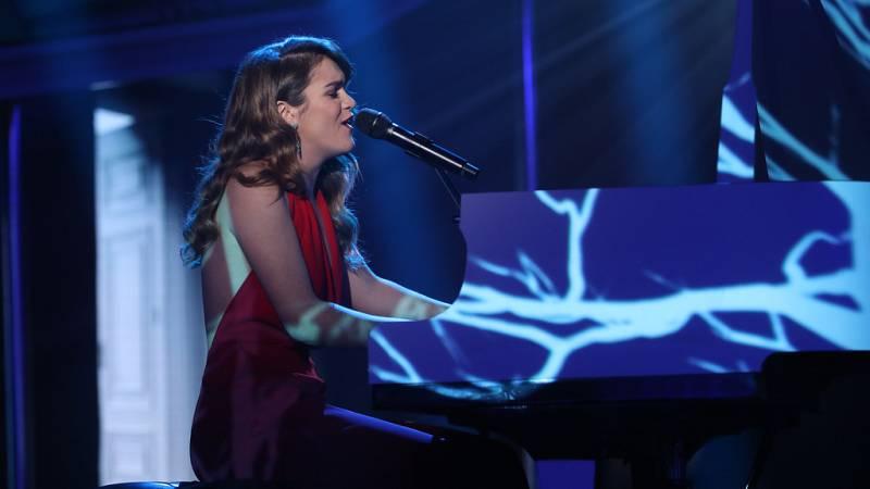Operación Triunfo - Amaia canta 'Miedo' en la Gala Final de OT