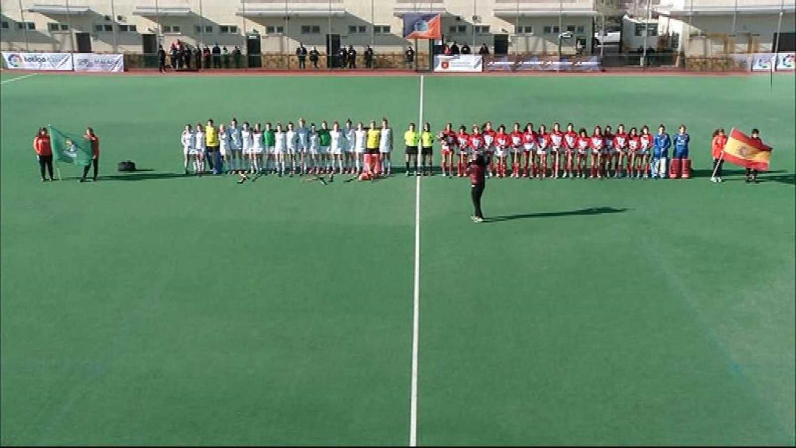 Hockey hierba - Amistoso Selección Femenina: España - Irlanda - ver ahora
