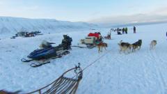 Otros documentales - Ciudades heladas. La vida al límite: Hacia la luz
