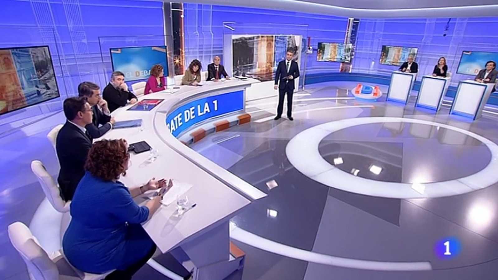 El debate de La 1 - 07/02/18 - ver ahora