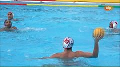 Waterpolo - Copa del Rey. Resumen