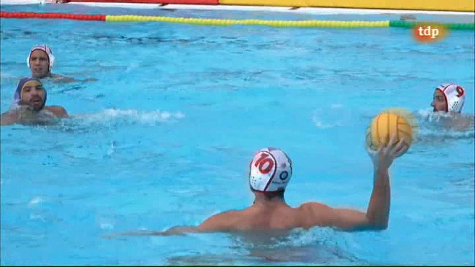 Waterpolo - Copa del Rey. Resumen - ver ahora