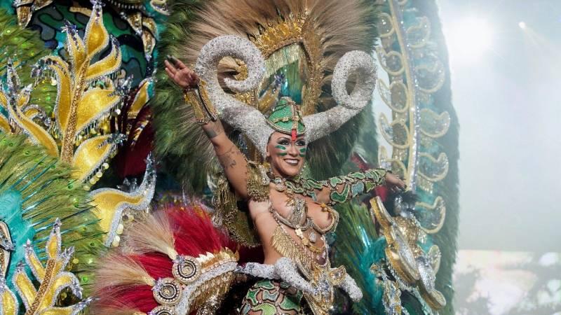 Carnaval de Santa Cruz de Tenerife: Concurso de comparsas - ver ahora