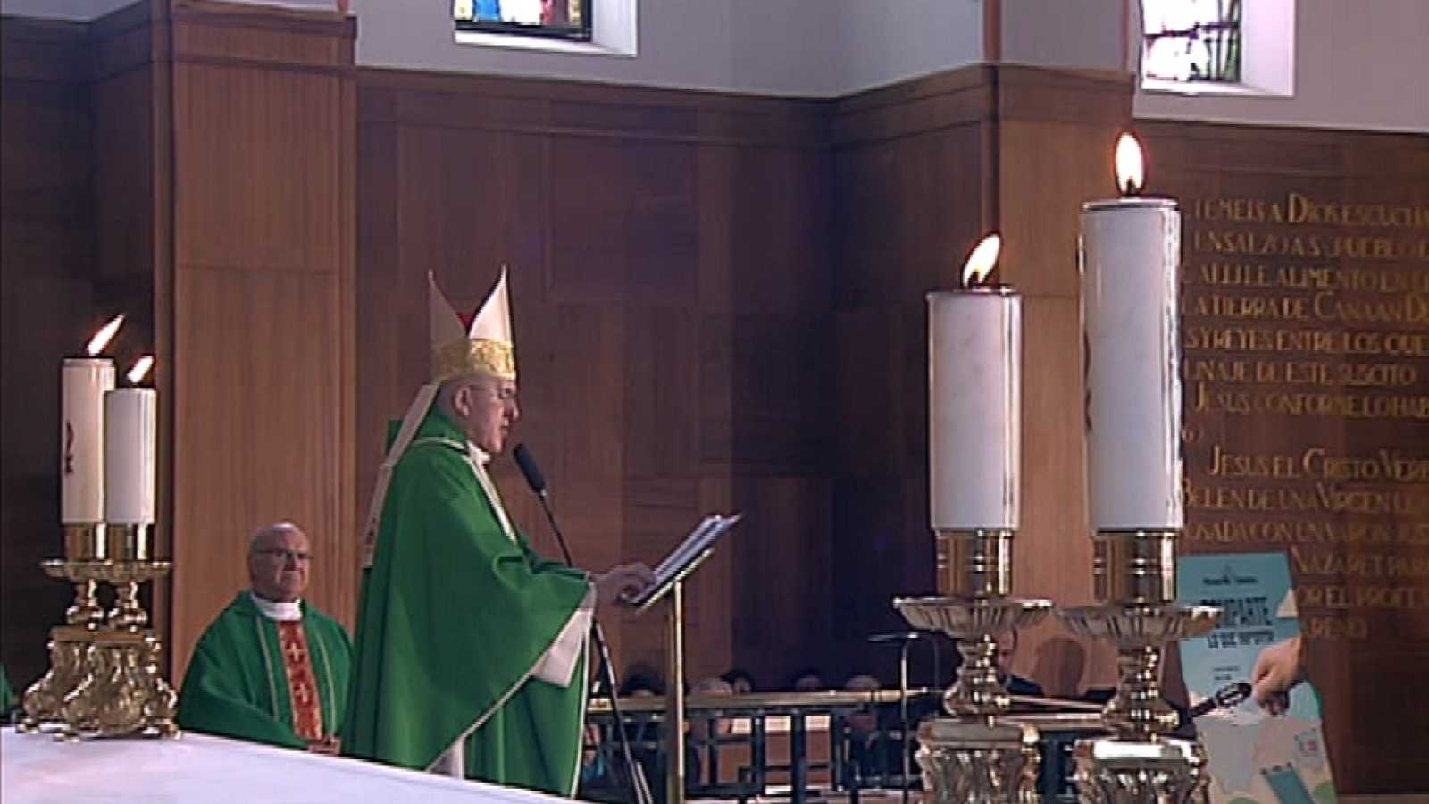 El día del Señor - Parroquia de Santa María Micaela - ver ahora