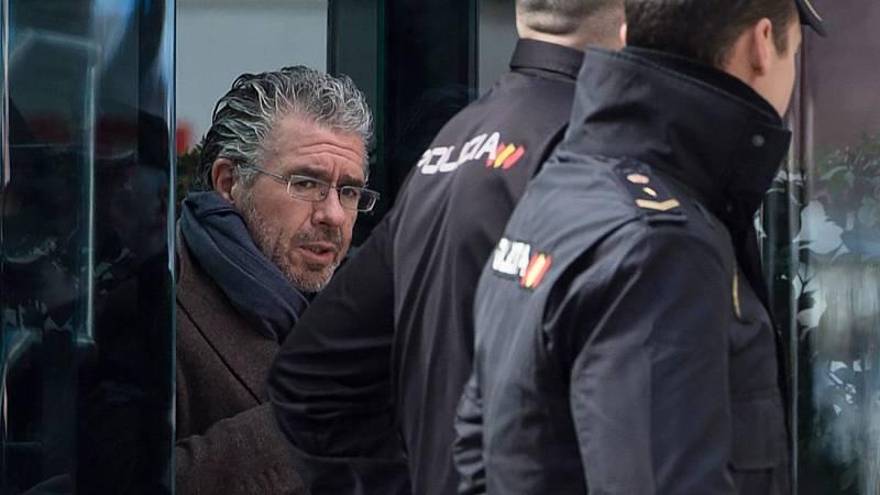 """Granados dice que González dirigía la """"caja B"""" de Aguirre y que Cifuentes la conocía"""