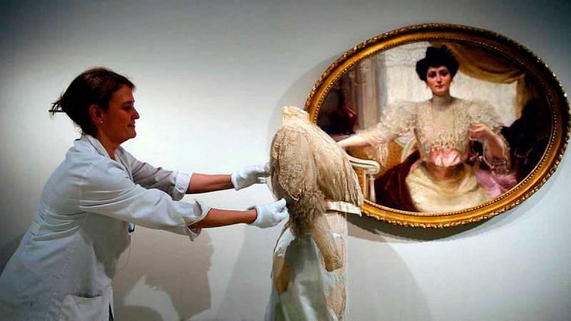 Sorolla, el artista que pintó y amó la moda