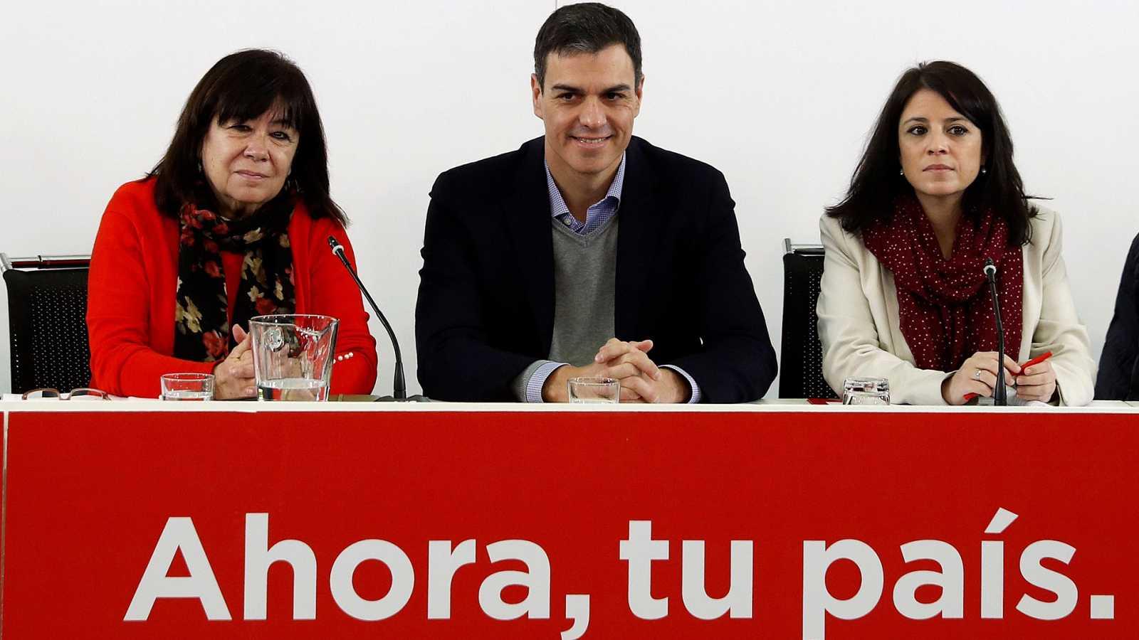 El PSOE promete más poder al militante, que tendrá un código de comportamiento en redes sociales