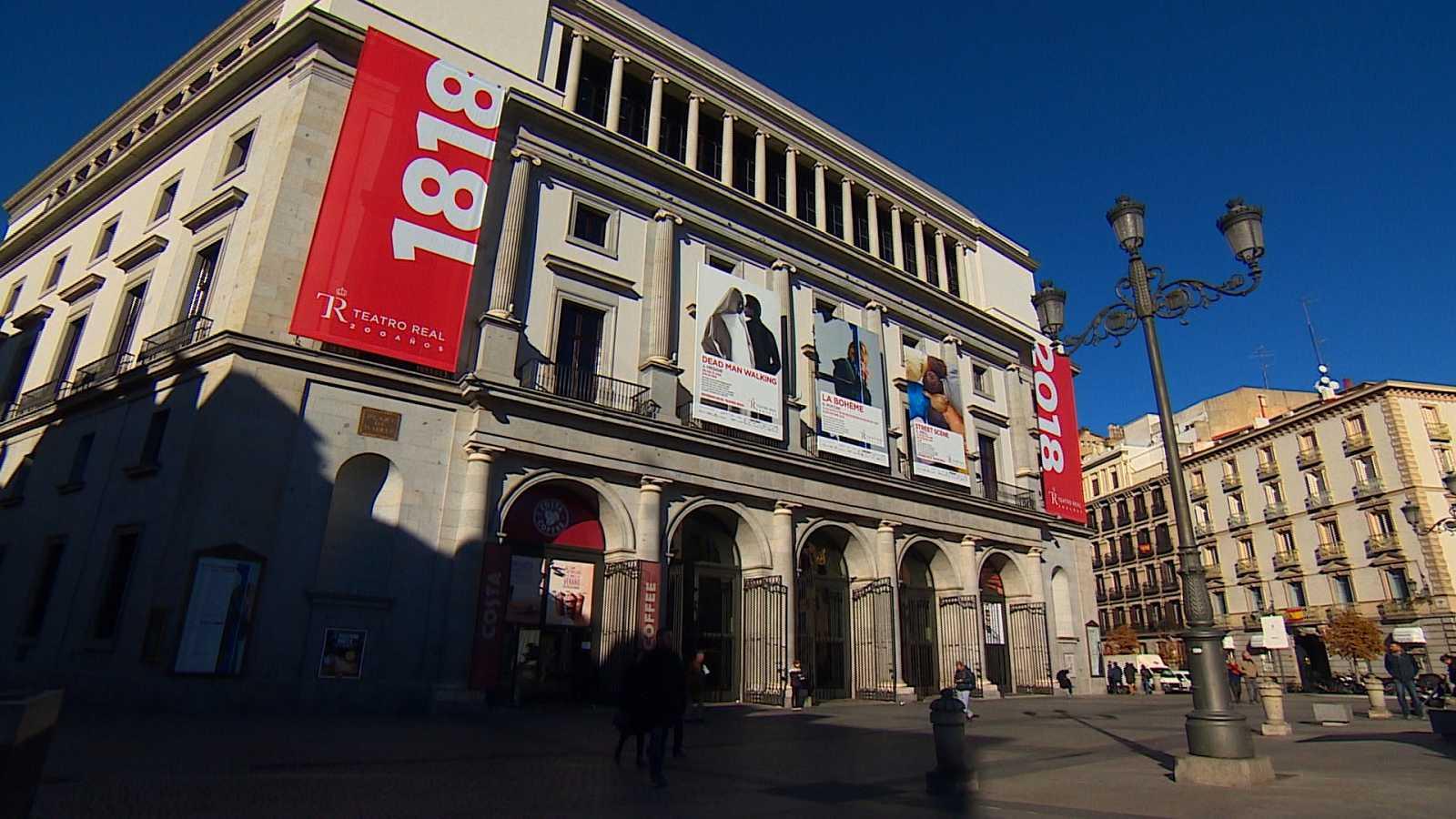 Crónicas - Teatro Real: las mejores notas - ver ahora