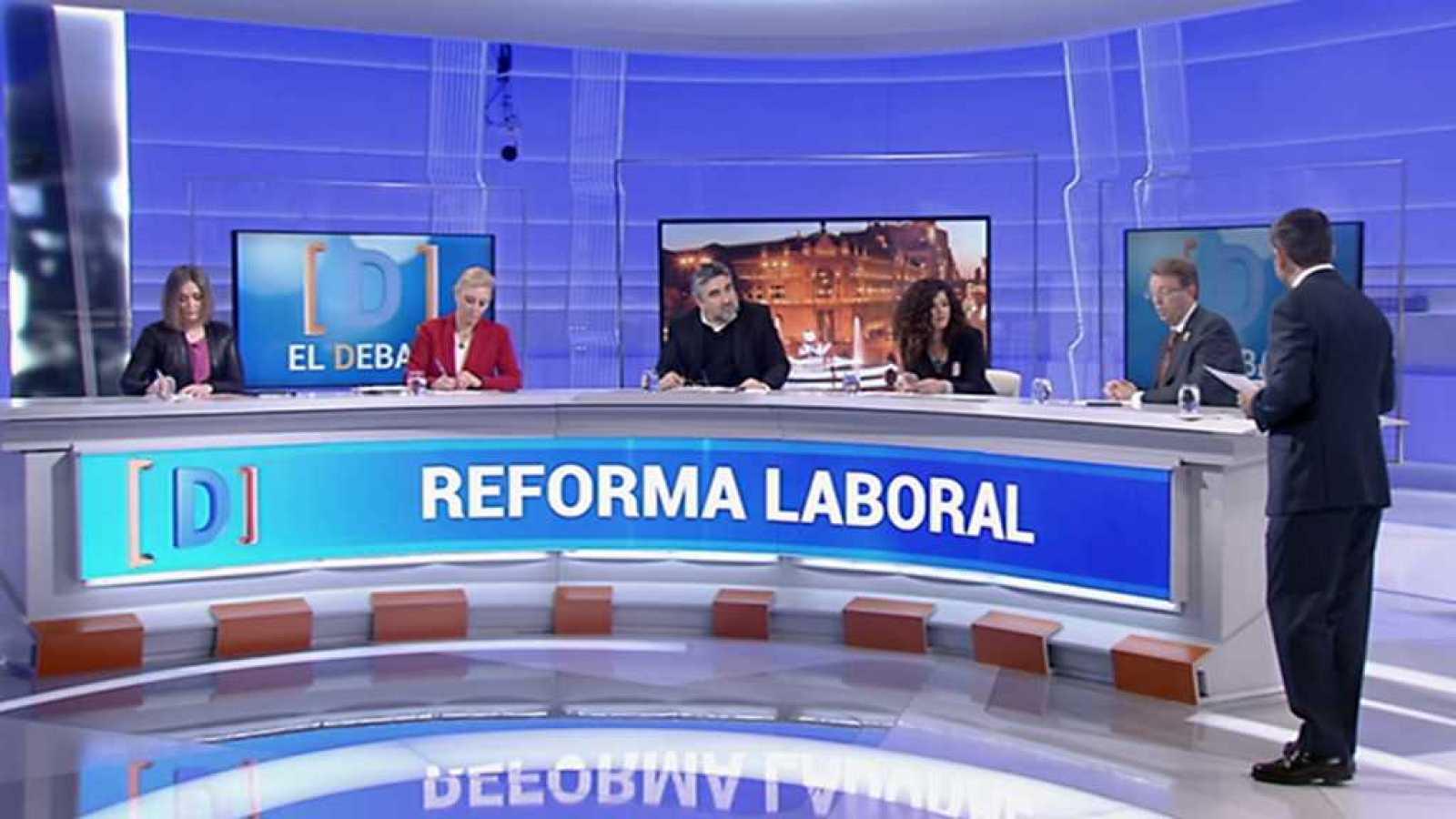 El debate de La 1 - 14/02/18 - ver ahora