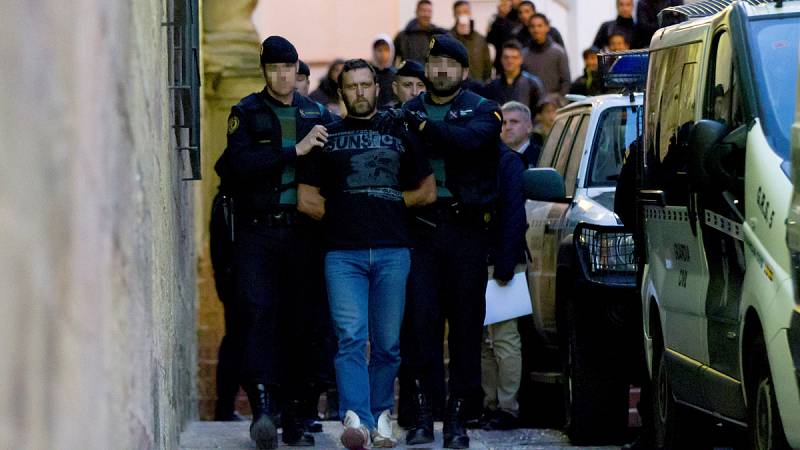Levantado el secreto de sumario sobre 'Igor el Ruso', asesino confeso de dos guardias civiles y un agricultor en Teruel