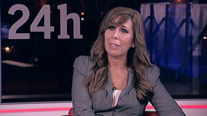 """Alicia Sánchez: """"Tiene que haber una educación en la que el catalán y el castellano estén en igualdad de condiciones"""""""