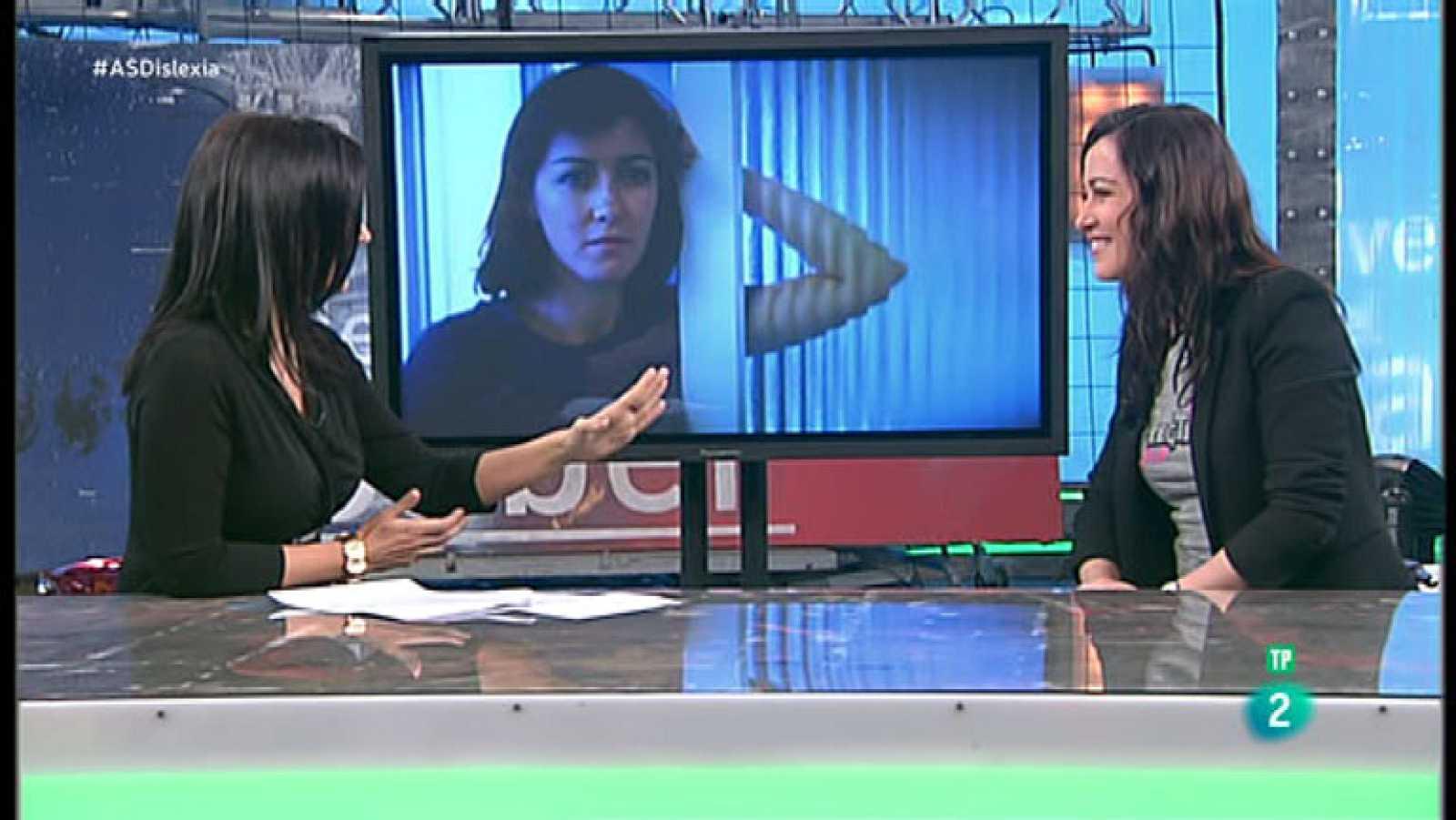La Aventura del Saber. TVE. Entrevista a Luz Rello