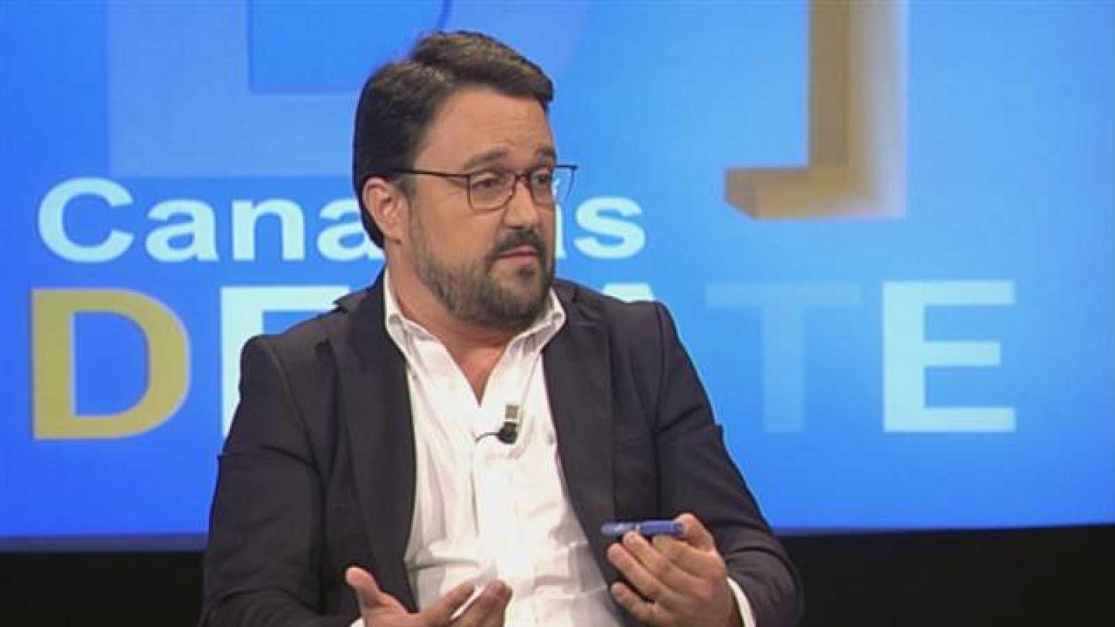 El Debate de La 1 Canarias - 15/02/2018