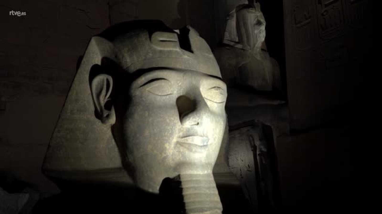 La momia dorada, próximamente en La 2
