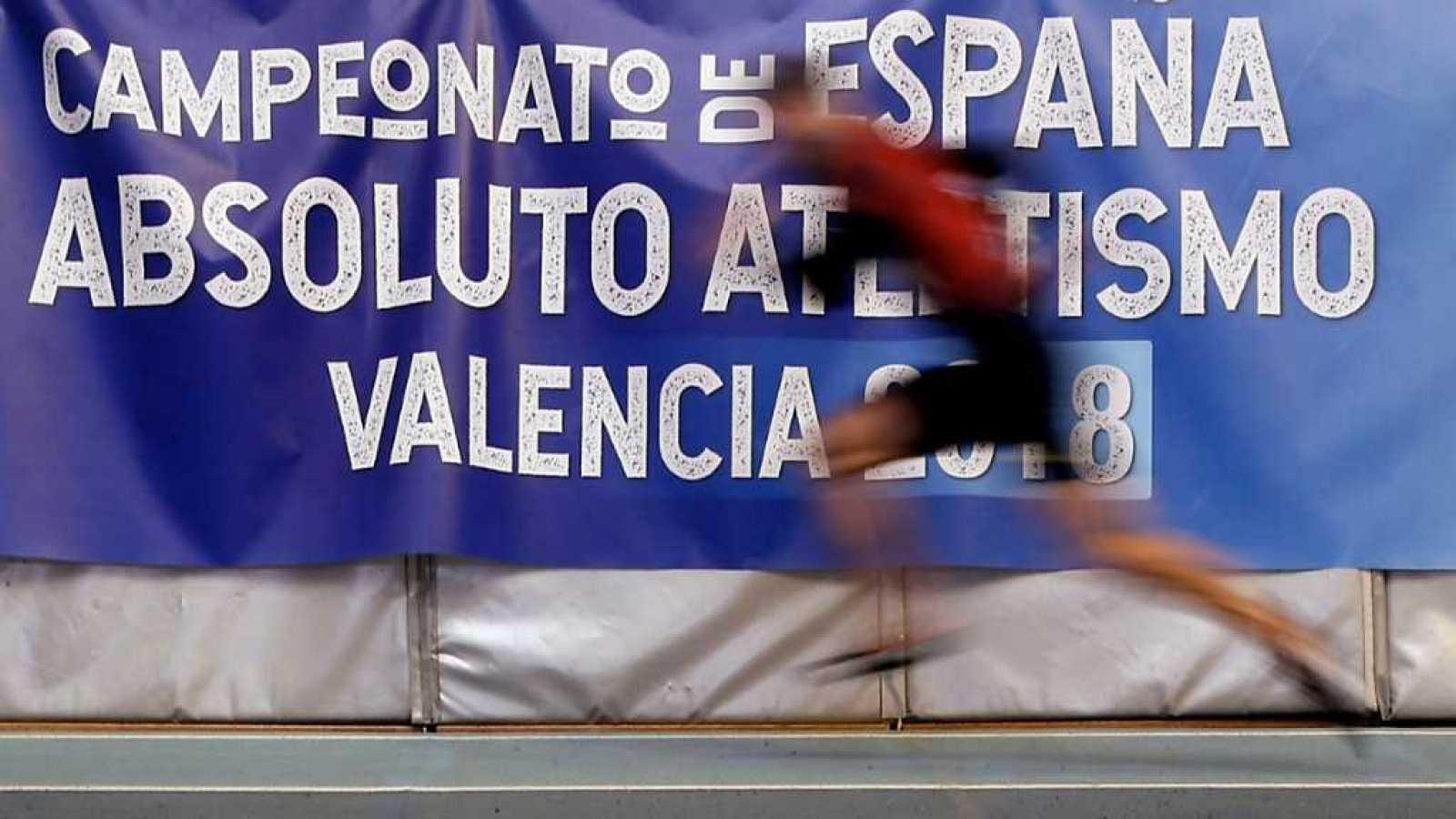 Atletismo - Campeonato de España de Pista Cubierta: sesión Matinal (2)