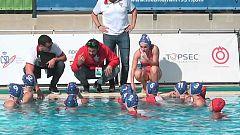 Waterpolo - Copa de la Reina. Final: Sabadell - CN Terrassa