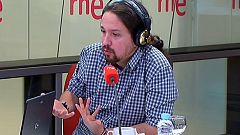 Las mañanas de RNE - Pablo Iglesias critica que se use el 155 con el castellano en Cataluña