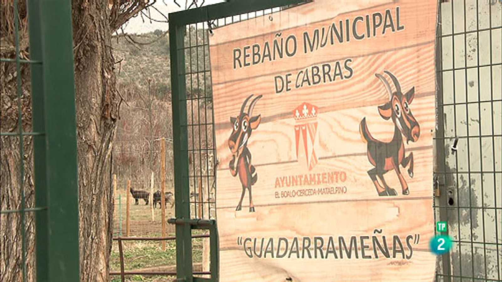 La Aventura del Saber. TVE. El Boalo-Cerceda-Mataelpino