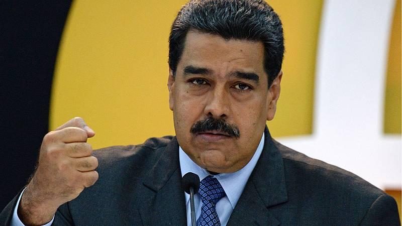 Maduro quiere celebrar los comicios presidenciales y legislativos a la vez