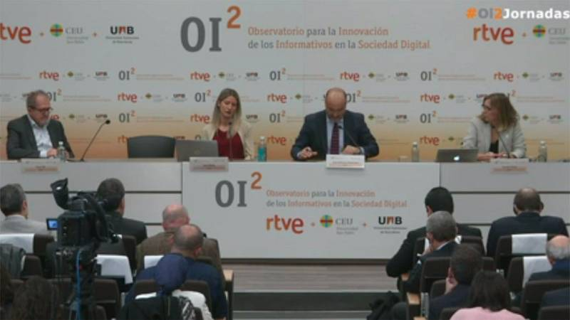 III Jornadas Oi2 - Journalism Innovation Hub RTVE