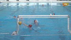 Waterpolo - Copa de la Reina. Resumen