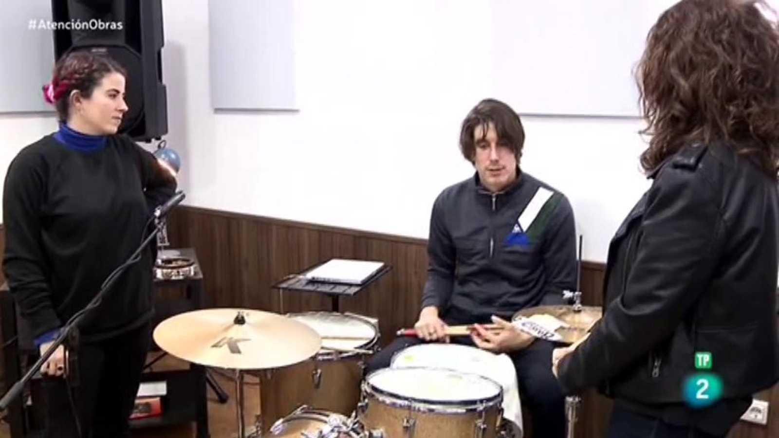 Atención obras - Segunda convocatoria para músicos y bandas emergentes