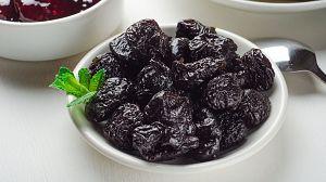 Comida al descubierto: Ciruelas pasas, pimienta negra