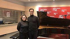 Estudio 206 - Nexus Piano Dúo (Mireia Fornells y Joan Miquel Hernández) - 23/02/18