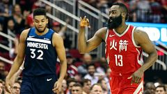 Los Rockets siguen imparables en la NBA