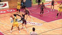 Baloncesto - Liga Femenina DIA,  21ª jornada: Snatt's Femení Sant Adriá - Mann Filter