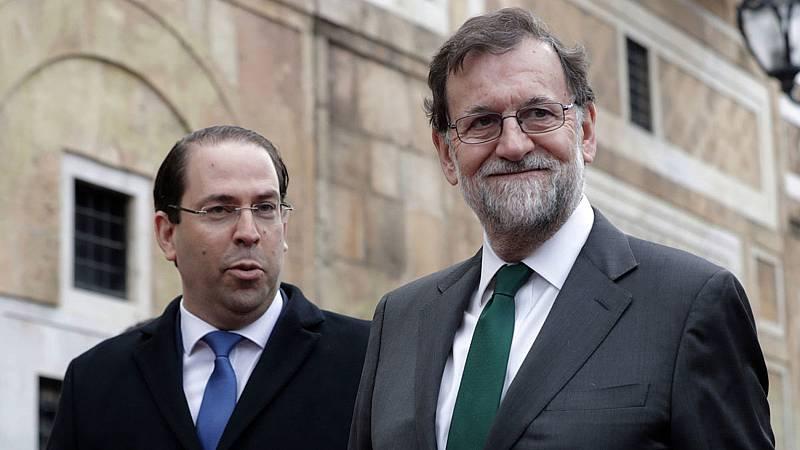 """Rajoy asegura que nombrará ministro de Economía """"la semana que viene"""""""