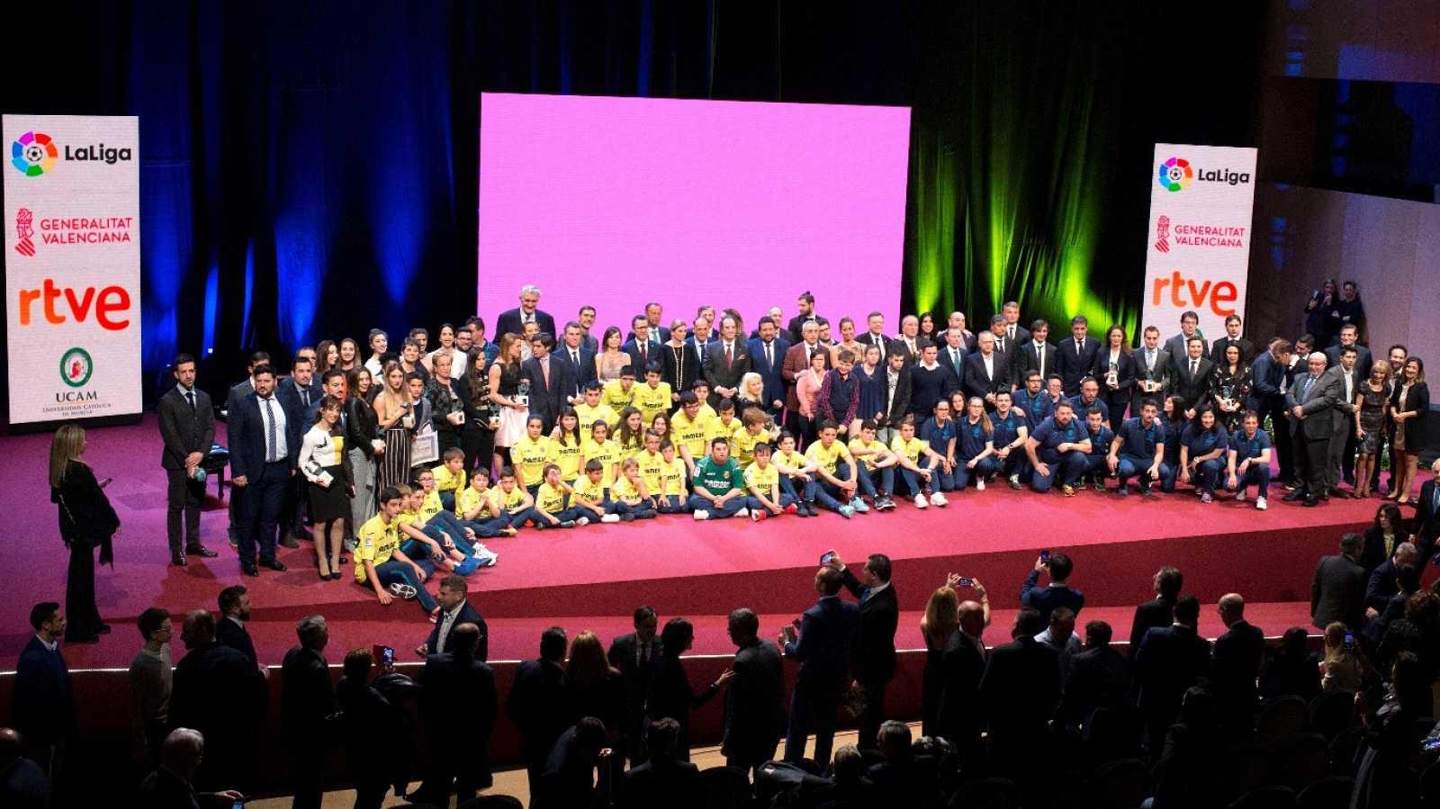 Gala Nacional del Deporte 2018, desde Castellón - ver ahora