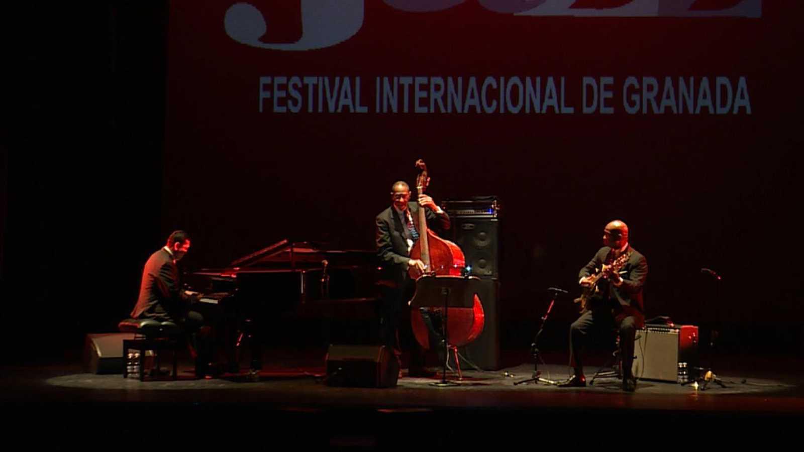 Crónicas - Jazz en Granada, Granada en jazz  - ver ahora