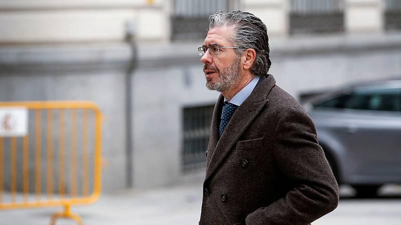 """Granados niega haberse llevado dinero de donaciones al PP y habla de """"limpieza ejemplar"""" en las adjudicaciones"""
