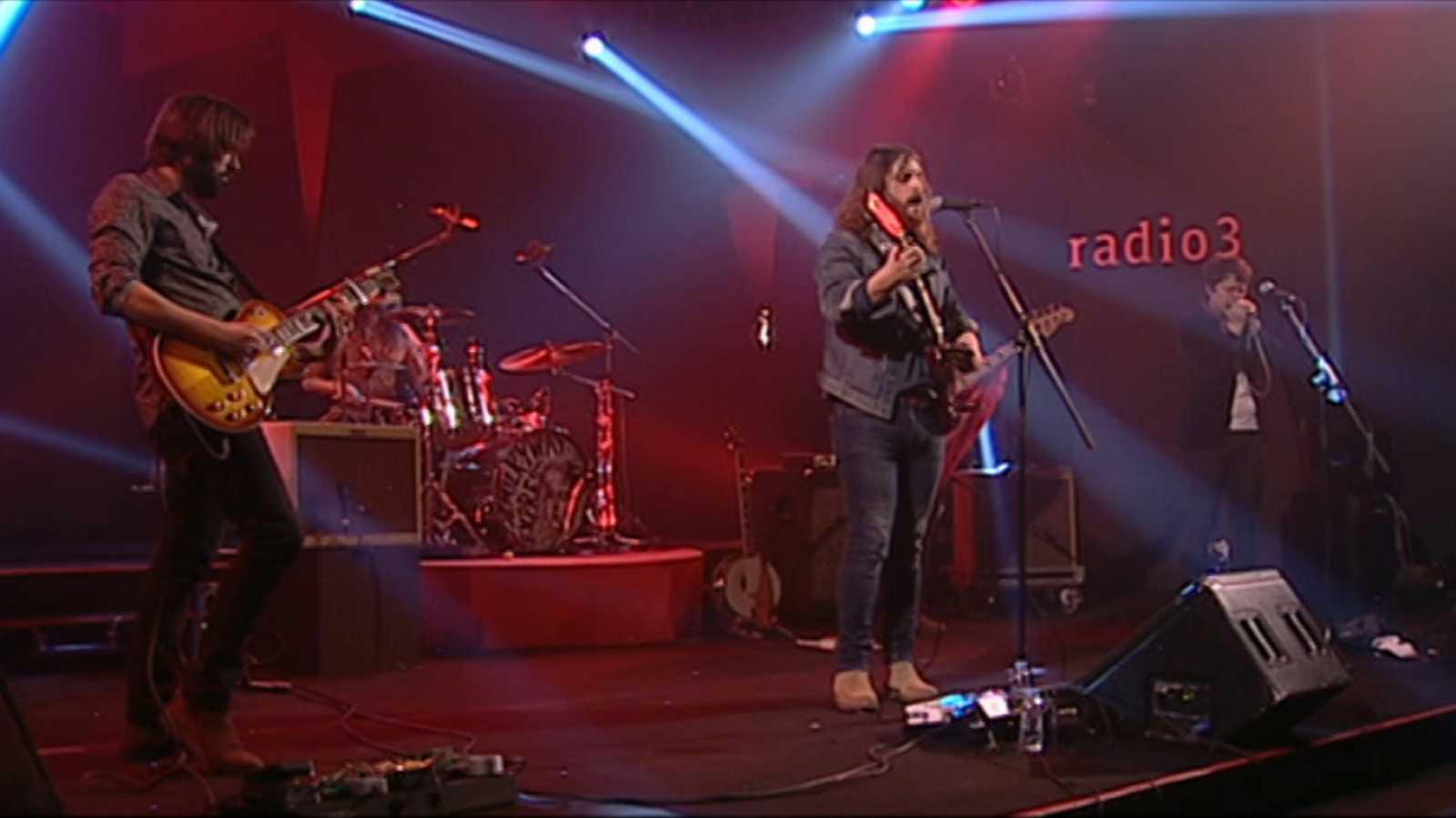 Los conciertos de Radio 3 - Los Milkyway Express - ver ahora