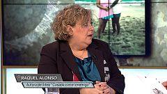 Entrevista a Raquel Alonso, autora del libro ¿Casada con el enemigo¿, en el libro relata el terror vivido como mujer de un yihadista radical