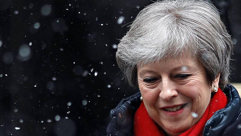 La frontera de Irlanda del Norte amenaza con romper el principio de acuerdo para el 'Brexit'