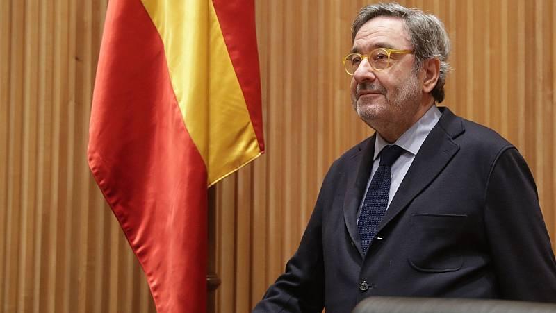 "Narcís Serra sugirió ""un cambio de rumbo"" en Catalunya Caixa"