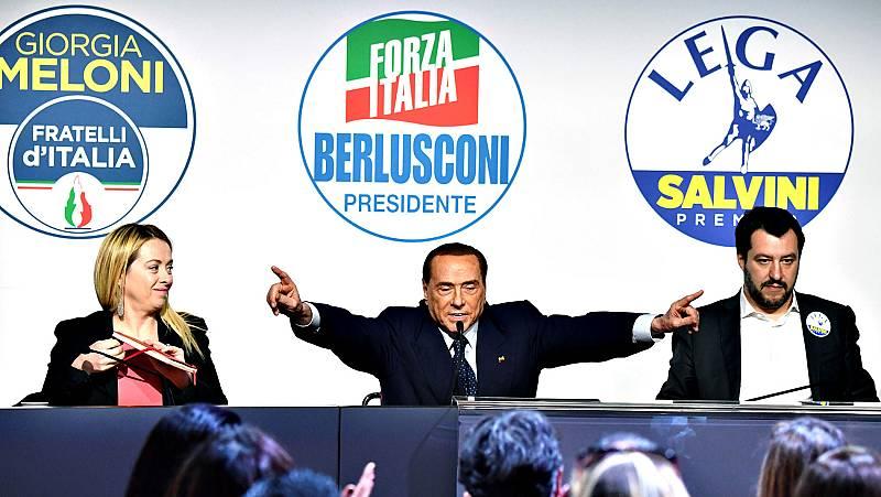 Los partidos italianos apuran la campaña electoral