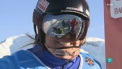"""Astrid Fina, una abanderada """"sin límites"""" en los Paralímpicos de Pyeongchang"""