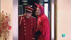 Cómo nos reímos - Josema y Flo -  El ascensor
