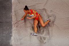 Peleteiro logra el bronce en triple salto para España