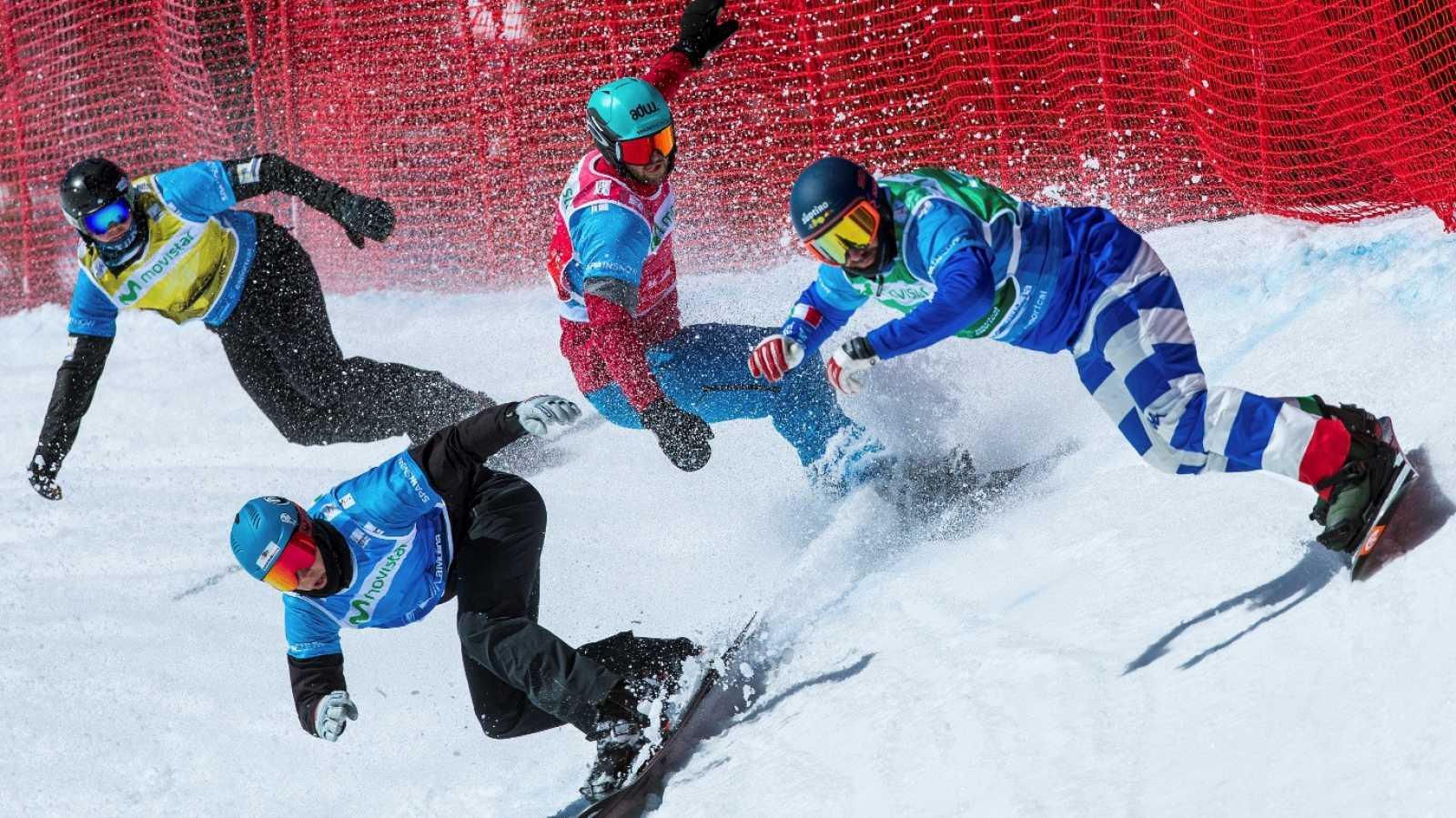 Snowboard - Copa del Mundo Finales SnowboardCross. La Molina (España) - ver ahora