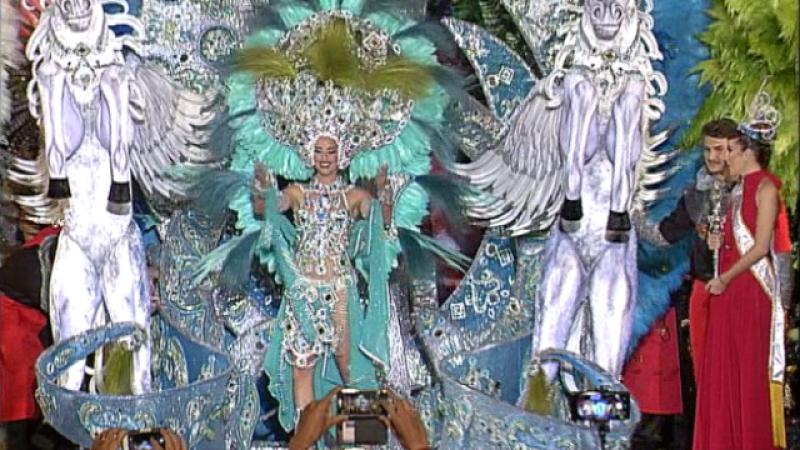 Gala de la Reina del Carnaval de Maspalomas - 03/03/2018