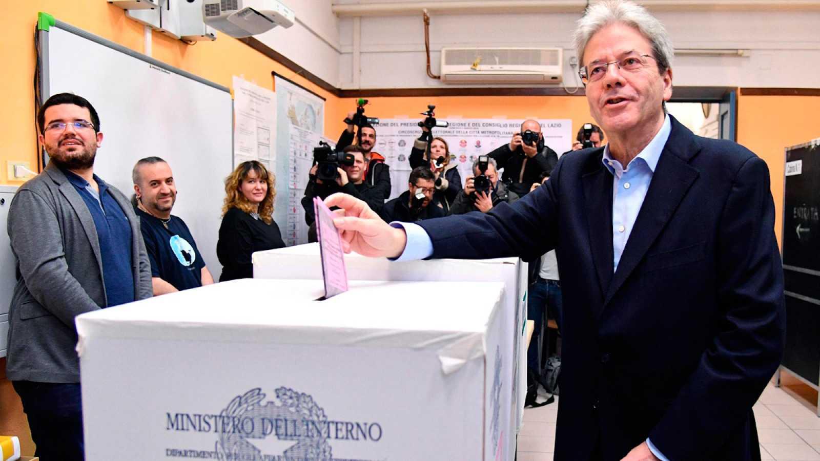 Italia celebra unas elecciones generales de resultado incierto