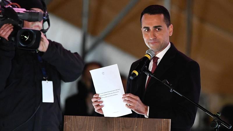 Los italianos abrazan el voto protesta del M5S y la Liga Norte y abocan a Italia a la ingobernabilidad