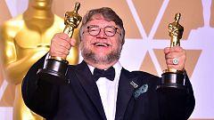 Guillermo del Toro, el gran triunfador de los Oscar