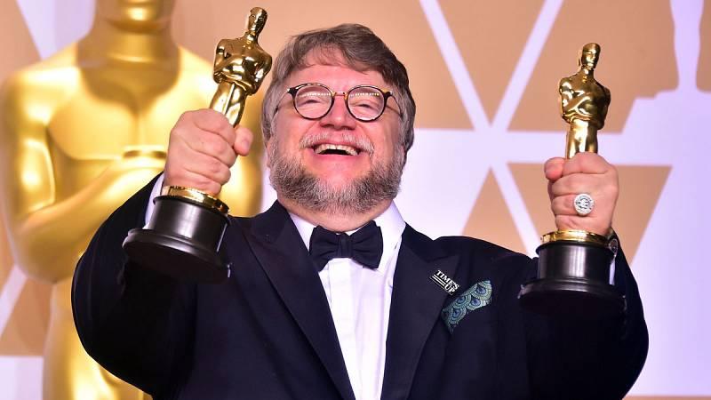'La forma del agua', de Guillermo del Toro, triunfa en los Oscar